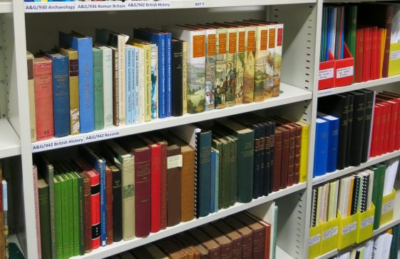 Library re-opening from 17 May!!